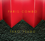 PARIS COMBO - TAKO TSUBO CD