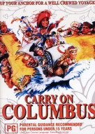 CARRY ON COLUMBUS / DVD