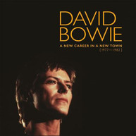 DAVID BOWIE - NEW CAREER IN A NEW TOWN (1977-1982) CD