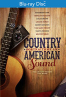 COUNTRY: PORTRAITS OF AN AMERICAN SOUND BLURAY