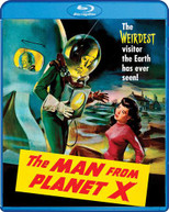 MAN FROM PLANET X BLURAY