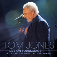 TOM JONES - LIVE ON SOUNDSTAGE BLURAY