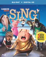 SING [UK] BLU-RAY