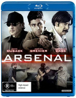ARSENAL (2017) (2017)  [BLURAY]