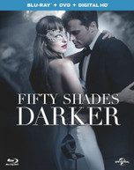 FIFTY SHADES DARKER - THE UNMASKED EDITION [UK] BLU-RAY