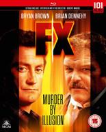 FX - MURDER BY ILLUSION [UK] BLU-RAY