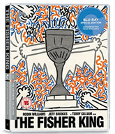 THE FISHER KING [UK] BLU-RAY