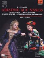 R. STRAUSS /  DESSAY / VOIGT / MENTZER / LEVINE - ARIADNE AUF NAXOS DVD