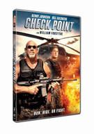 CHECK POINT (2016) DVD