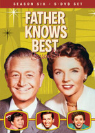 FATHER KNOWS BEST: SEASON SIX DVD