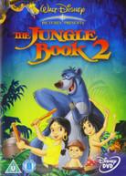 THE JUNGLE BOOK 2 [UK] DVD