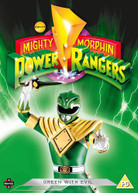 POWER RANGERS GREEN WITH EVIL [UK] DVD
