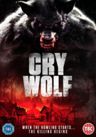 CRY WOLF [UK] DVD