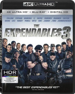 EXPENDABLES 3 4K BLURAY