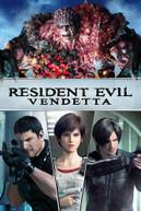 RESIDENT EVIL: VENDETTA 4K BLURAY
