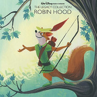 WALT DISNEY LEGACY COLLECTION: ROBIN HOOD / VAR CD