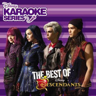 DISNEY KARAOKE SERIES: BEST OF DESCENDANTS / VAR CD