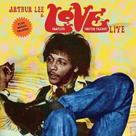 ARTHUR LEE &  LOVE - COMPLETE FOREVER CHANGES LIVE CD