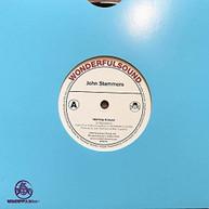 JOHN STAMMERS - WAITING AROUND SINGLE WITH COLORAMA REMIX (LTD) VINYL
