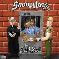 SNOOP DOGG - LAST MEAL VINYL