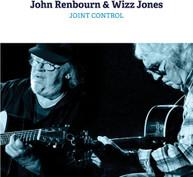 JOHN RENBOURN & WIZZ  JONES - JOINT CONTROL VINYL