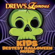KIDS BESTEST HALLOWEEN MUSIC / VARIOUS CD