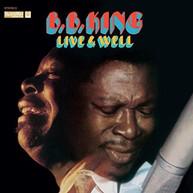 B.B. KING - LIVE & WELL (180GM) VINYL