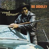 BO DIDDLEY - ROAD RUNNER + 2 BONUS TRACKS VINYL