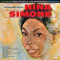 NINA SIMONE - STRANGE FRUIT VINYL
