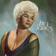 ETTA JAMES - ETTA JAMES (3RD) (ALBUM) / SINGS FOR LOVERS + 7 CD