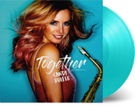 CANDY DULFER - TOGETHER (TURQUOISE) (VINYL) VINYL