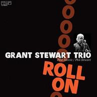 GRANT STEWART - ROLL ON CD