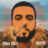 FRENCH MONTANA - JUNGLE RULES CD