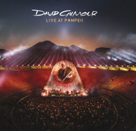 DAVID GILMOUR - LIVE AT POMPEII BLURAY