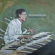 STEVE WINWOOD - WINWOOD GREATEST HITS LIVE CD