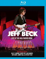 JEFF BECK - LIVE AT THE HOLLYWOOD BOWL BLURAY