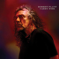 ROBERT PLANT - CARRY FIRE VINYL