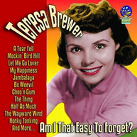 TERESA BREWER - AM I THAT EASY TO FORGET CD