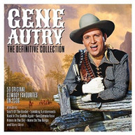 GENE AUTRY - DEFINITIVE COLLECTION CD