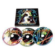 DEF LEPPARD - HYSTERIA (3CD) * CD