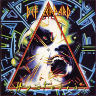 DEF LEPPARD - HYSTERIA (30TH ANNIVERSARY ALBUM) * CD