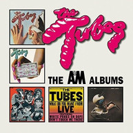 TUBES - A&M YEARS CD