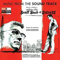 ELMER BERNSTEIN / CHICO - SWEET SMELL OF SUCCESS HAMILTON - SWEET SMELL CD