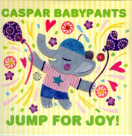 CASPAR BABYPANTS - JUMP FOR JOY! CD