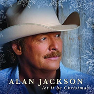 ALAN JACKSON - LET IT BE CHRISTMAS CD