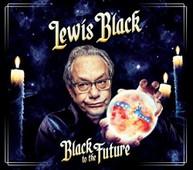 LEWIS BLACK - BLACK TO THE FUTURE CD