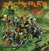 ZACHERLE - ZACHERLE'S MONSTER GALLERY VINYL