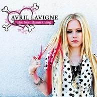 AVRIL LAVIGNE - BEST DAMN THING VINYL