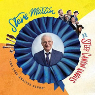 STEVE MARTIN / STEEP CANYON RANGERS - LONG - LONG-AWAITED ALBUM VINYL