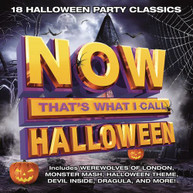 NOW THAT'S WHAT I CALL HALLOWEEN / VARIOUS VINYL
